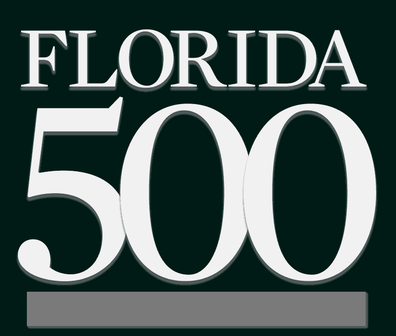FLORIDA 500 – Florida's Most Influential Business Leaders