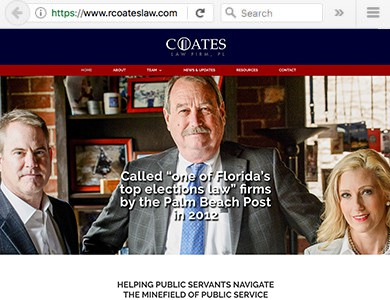 COATES LAW FIRM
